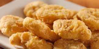 Nuggets de poulet avec Thermomix