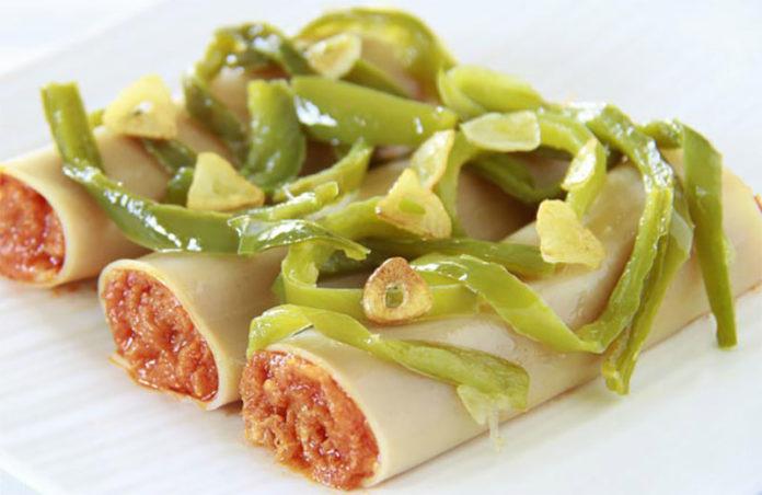 Cannelloni au thon avec Thermomix