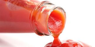 Ketchup fait maison avec Thermomix