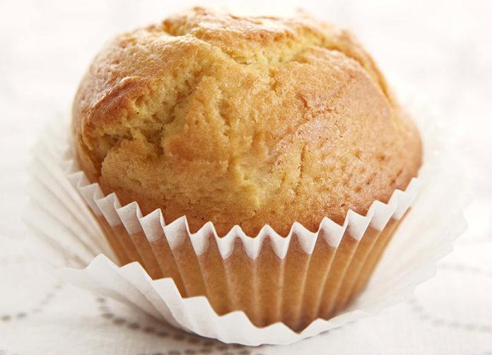Muffins aux blancs d'oeufs