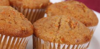 Muffins aux carottes