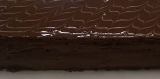 Mille-feuille chocolat
