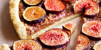 Tarte Figues thermomix