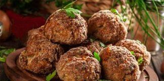 Boulettes de viande aux épices
