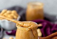 Beurre d'arachide maison