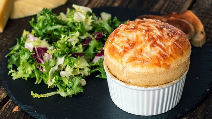 Soufflé, Fromages, thermomix,
