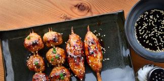 Boulettes de viande façon japonaise
