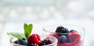 Mousse aux Fruits Rouges