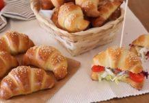 Croissants Salés Briochés