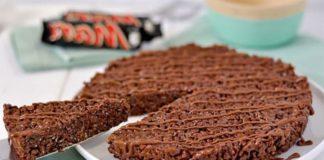 Gâteau aux Mars