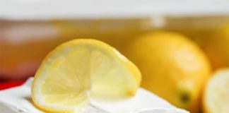 Lasagnes sucrées citron et mascarpone