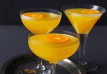 Liqueur de Mandarines Maison
