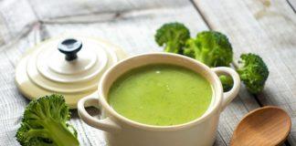 Soupe de brocoli