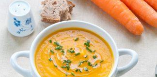 Découvrez notre recette pour faire une bonne Soupe de carottes à la normande avec Thermomix, une délicieuse soupe léger, facile et simple à réaliser pour un repas du soir.