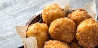 Croquettes de poisson au curry