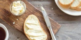 Margarine au citron fait maison